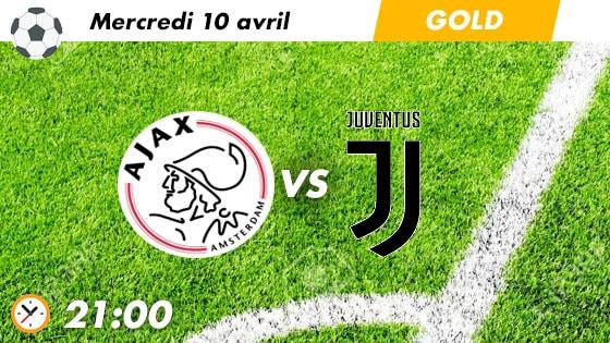 Pronostic Ajax Juventus