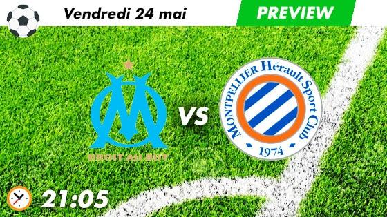 pronostic Marseille - Montpellier