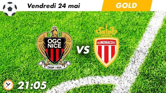 pronostic Nice - Monaco