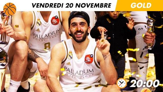 Euroleague : Combiné du 20/11/20 ✅