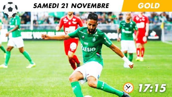 Pronostic Brest – St Etienne ❎
