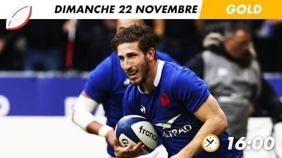 Pronostic Ecosse – France ✅