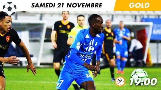Pronostic Pau – Grenoble  ✅