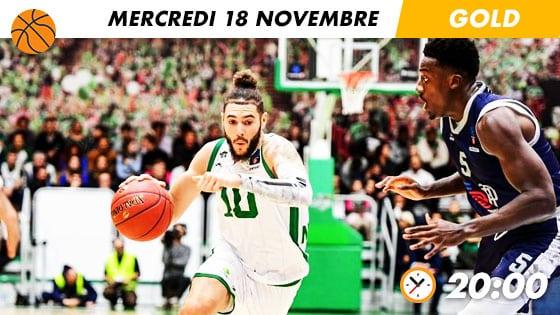 EuroCup : Trento – Nanterre 92  ✅